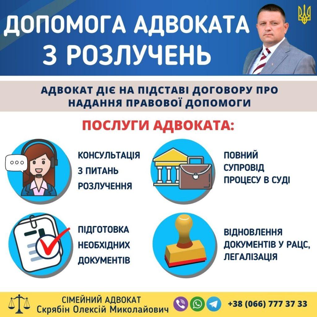 Адвокат по сімейним справам
